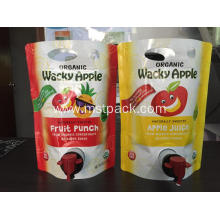 Fruit Juice Aluminum Pouch