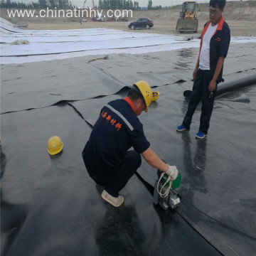 2mm Waterproof HDPE LDPE Geomembrane Liner