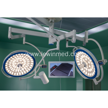two heads LED Shadowless operating lamp