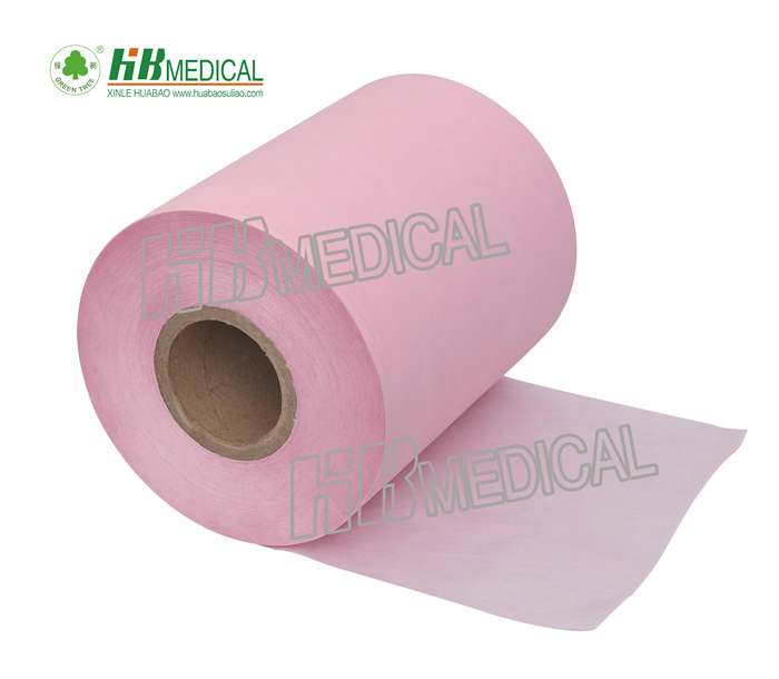 PE Film Laminated Breathable