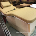 Electric wooden base massage table beauty facial bed