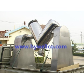 V Type Powder Mixing Machine