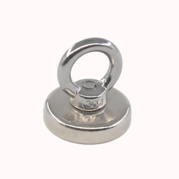 Pot Magnet Base with busing ring NPM-F36