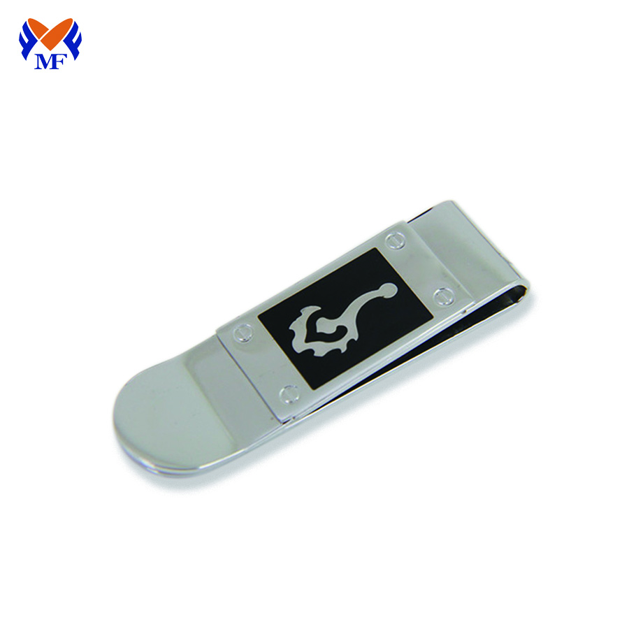 Money Clip Stainless Steel