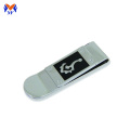 Metal custom stainless steel money clip