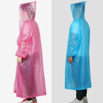 OEM manufacturer custom for Adult PVC Raincoat Adult Ponchos Reusable Raincoat Light Weight supply to Germany Manufacturers