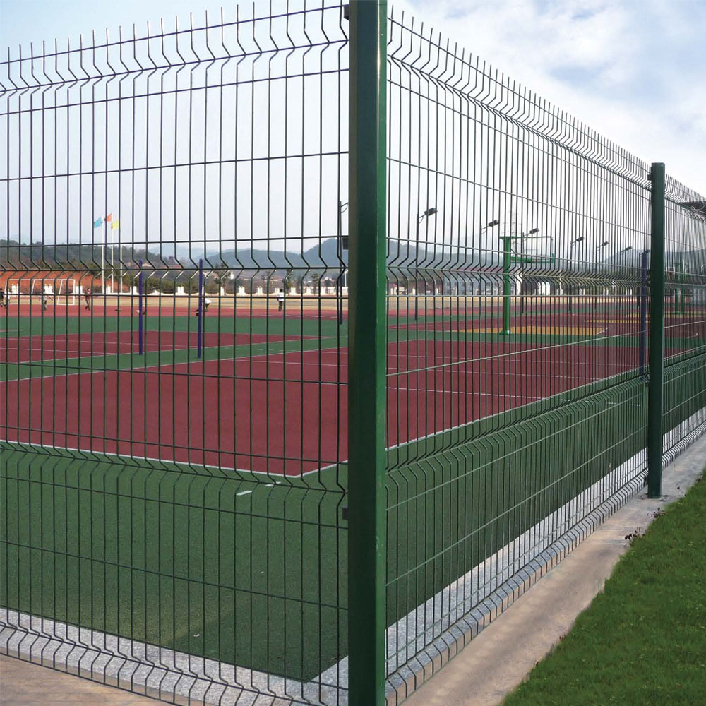 Galvanized Steel Wire Fence Panels China Manufacturer
