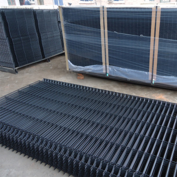 High Quality 3D Curved Wire Mesh Fence