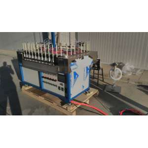 Semi-Automatic Spray Painting Machine