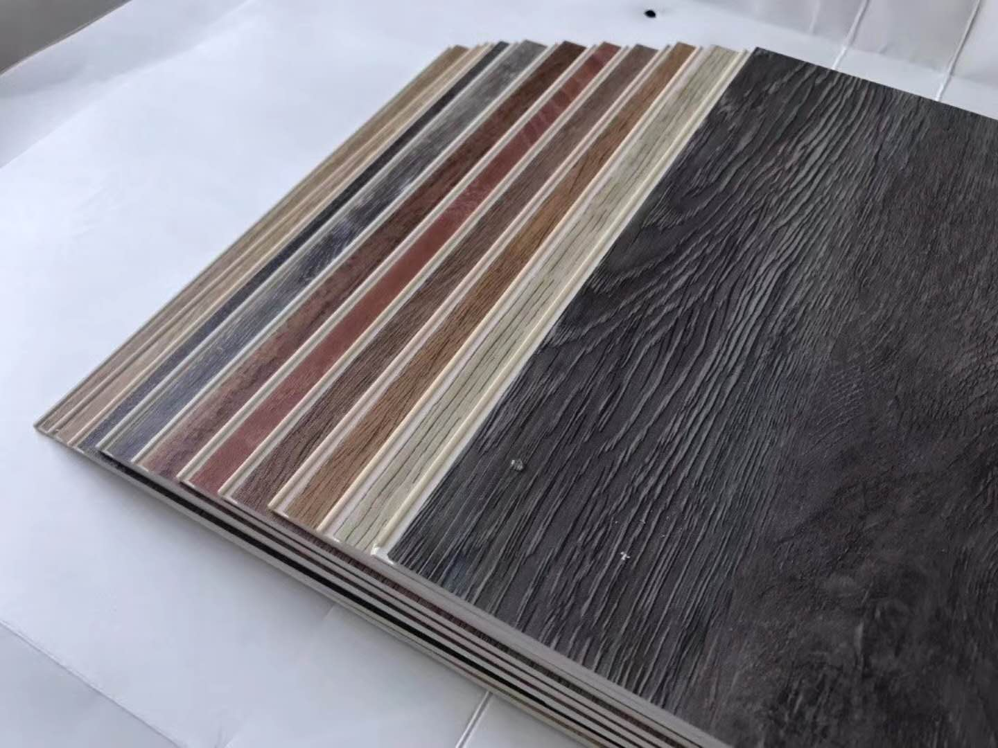 In Stock Spc Flooring Easy To Install China Manufacturer