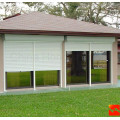Aluminum Alloy Automatic Residential Sectional Garage Door