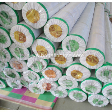 100% Waterproof Sponge/foam backing roll carpet