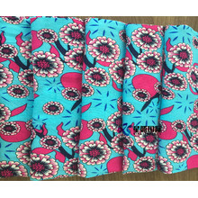 High quality factory for 100% Rayon Printed Fabric Soft Flower Woven 100% Rayon Printed Fabric supply to Suriname Manufacturers