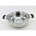Stainless Steel 1.5cm Thick Soup Pot
