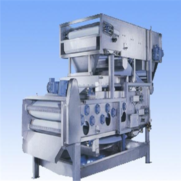 Short Lead Time for Waste Water Treatment Equipment Automatic Belt Filter Press machine supply to Italy Factory
