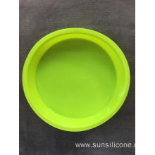 Round silicone baking cake bread mold
