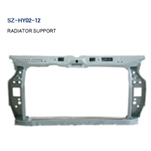 China for Other Auto Parts For HYUNDAI,HYUNDAI Radiator,HYUNDAI Tail Panel Manufacturers and Suppliers in China Steel Body Autoparts HYUNDAI 2011 ACCENT RADIATOR SUPPORT supply to Cote D'Ivoire Exporter