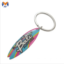 Popular Design for for Custom Printed Keychains Metal printing 3d logo keychain online export to Latvia Wholesale