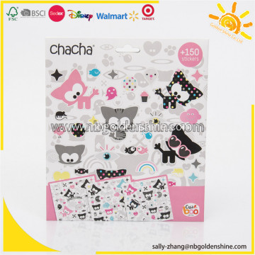 ChaCha Sticker Kit