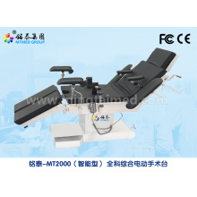China for Comprehensive Operation Table Intelligent electric operating table supply to Bulgaria Importers