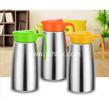 Stainless Steel Mirror Polished Cold Water Kettle