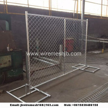 Chain Link Temporary Fencings