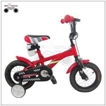 12inch boy`s children bike with training wheels