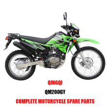 QINGQI QM200GY Engine Parts Motorcycle Body Kits Spare Parts Original