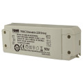 45W 1.1A controlador de LED de intensidad constante regulable