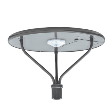 50W Aluminum Solar Post Light Fixture