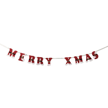 Merry XMAS christmas banner bunting