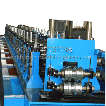 Octagonal Tube making machine