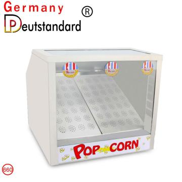 commercial and electric popcorn warmer machine