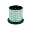 Hot Sale Luxury Scented Organic Glass Candle