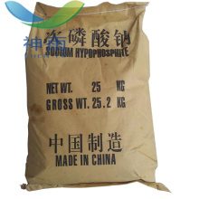 Good Quality for for Hydrochloride Salt Industrial Grade Sodium hypophosphite with CAS No. 7681-53-0 export to Turks and Caicos Islands Exporter