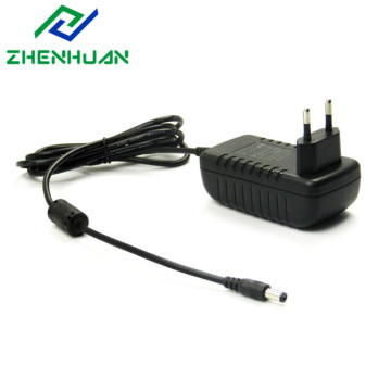 36W Europe Plug Laptop Power Supply Voltage 12