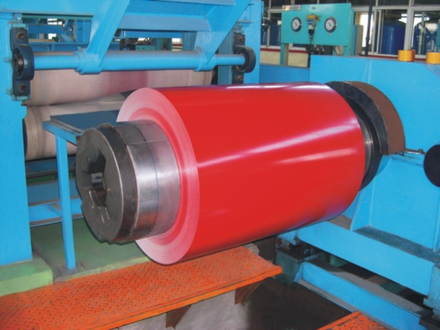Color Aluminum Coil