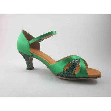 Low heel dance shoes for latin