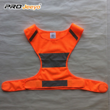 New design high quality reflective running vest