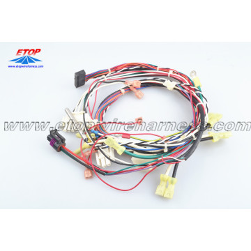 China Manufacturers for custom wire harness for game machine Terminal Wiring With Connector supply to United States Importers