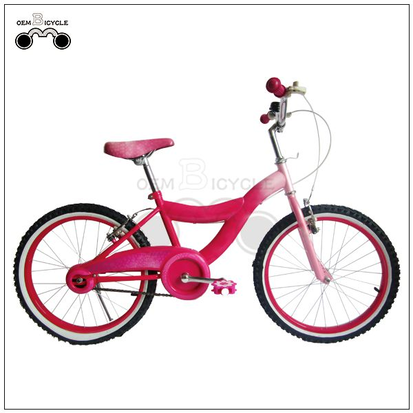 16inch pink girls bike
