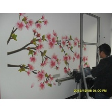 Glass Wall Printing Machine