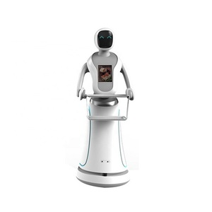 Good Quality for Cafe Robot Cafe Waiter Robot Delivery Drink and Food export to New Zealand Manufacturers