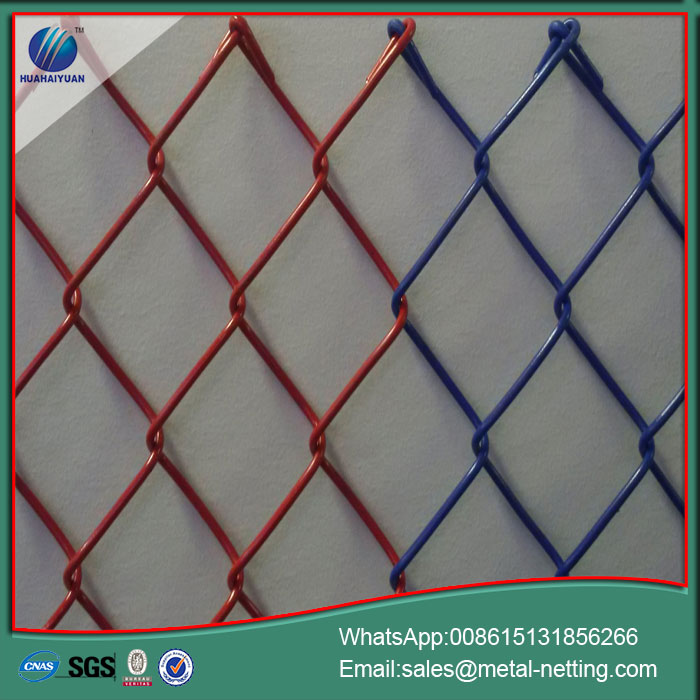 Diamond Mesh Fence