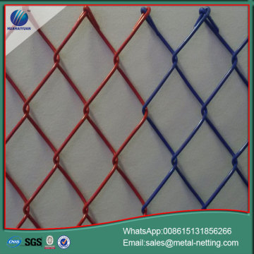chain link fence diamond wire mesh