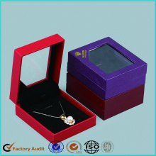 Custom Logo Pendant Paper Packaging Box