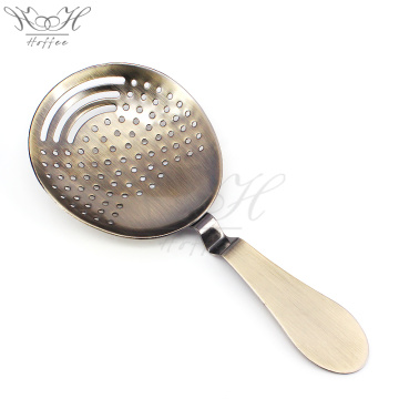 New Barware Julep Strainer 18/8 Stainless Cocktail Strainer