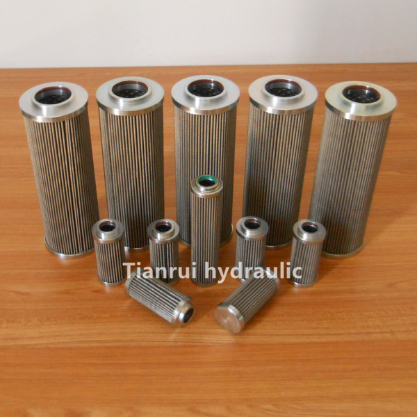 sintered felt filter cartridge