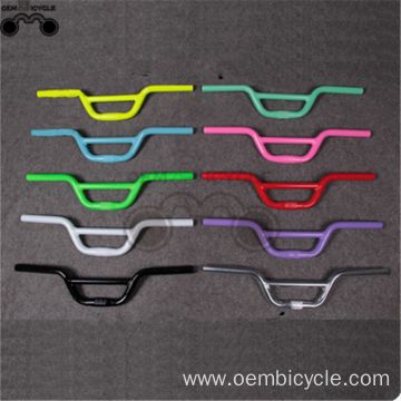 colorful aluminum alloy anodizing fixed gear bike handlebar for sale