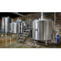 TIG Welding Stainless Steel Brewery Equipment